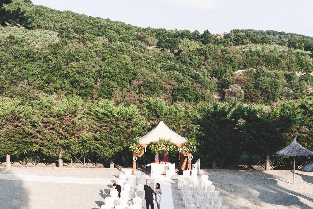 Relais Poggio del Sole Foto Matrimonio