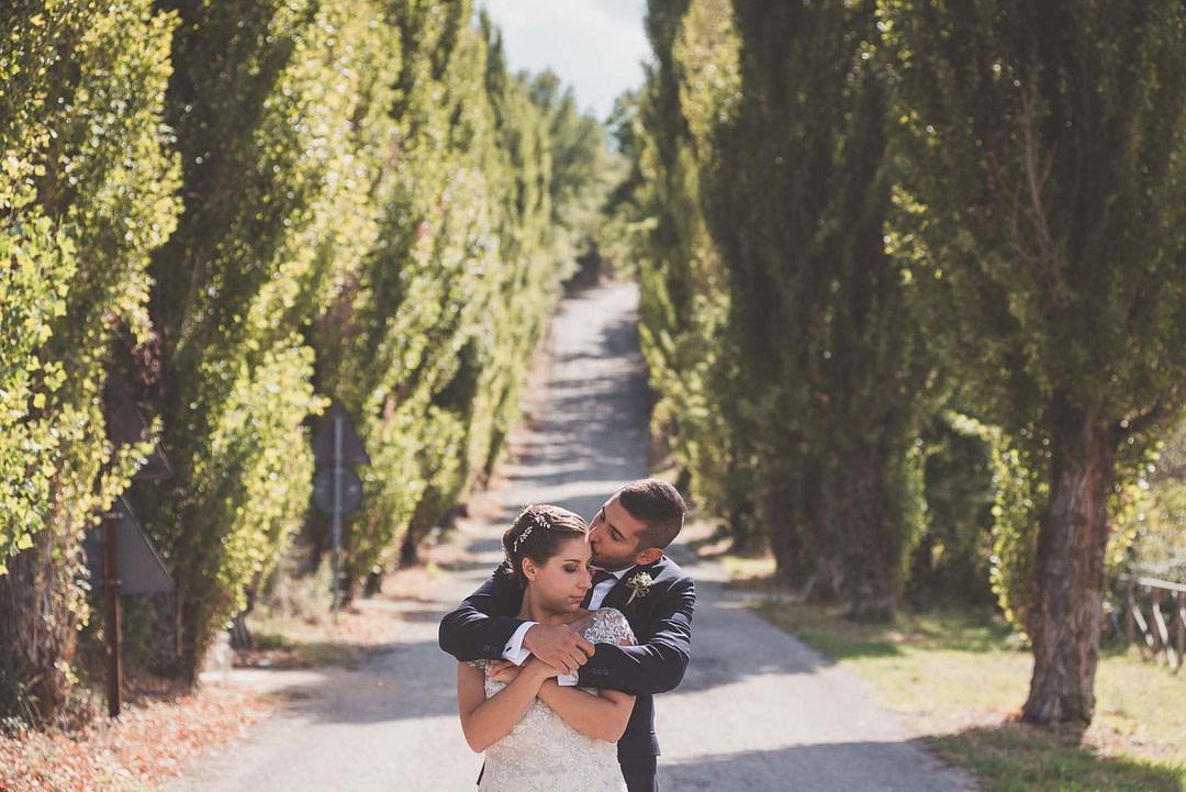 Forte Sorgnano - Il matrimonio di Ilaria e Lorenzo